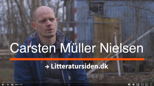 Billede af Carsten Müller Nielsen på YouTube-film