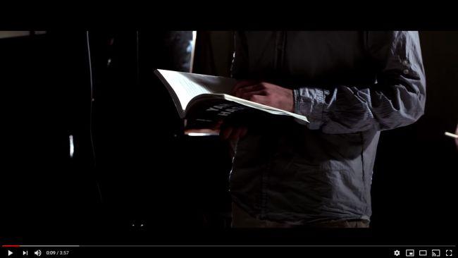 Indgangsbillede til Youtubefilm og Yahya Hassan