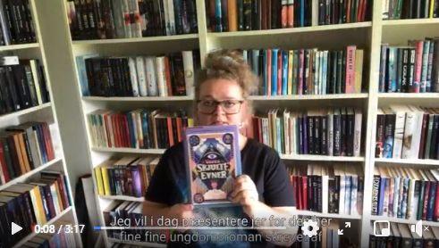 Jette anbefaler bogen Vores skjulte evner af Caroline O'Donoghuemed