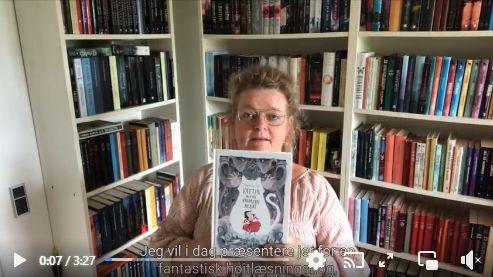 Børnebibliotekar anmelder bogen Katten med den knurrende mave