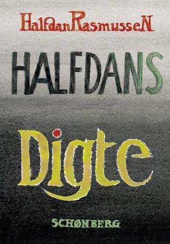 Halfdan Rasmussen (f. 1915): Halfdans digte (Udgave med dvd-video)