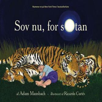 Adam Mansbach, Richardo Cortés: Sov nu, for satan