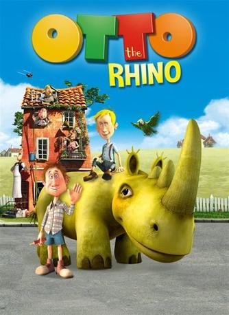 Kenneth Kainz: Otto er et næsehorn (Ved Kenneth Kainz)