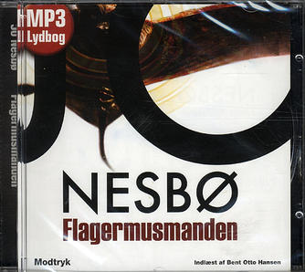 Jo Nesbø: Flagermusmanden (mp3)