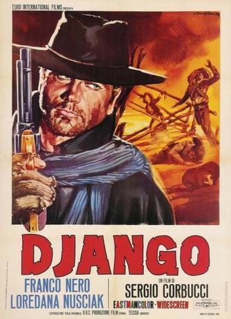Sergio Corbucci, Bruno Corbucci, Enzo Barboni: Django - vestens hævner