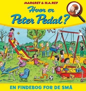 Greg Paprocki, Cynthia Platt, Julie M. Bartynski: Hvor er Peter Pedal? : en findebog for de små (Ca. 50 sider)