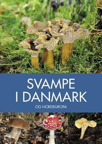 Josephine Bacon: Svampe i Danmark og Nordeuropa