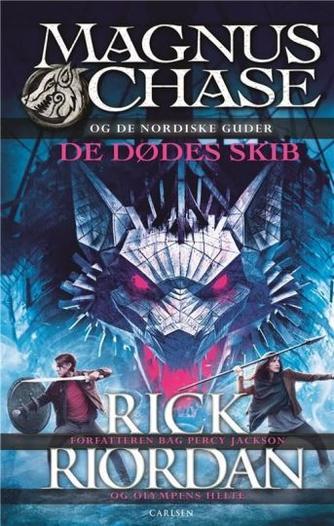 Rick Riordan: De dødes skib