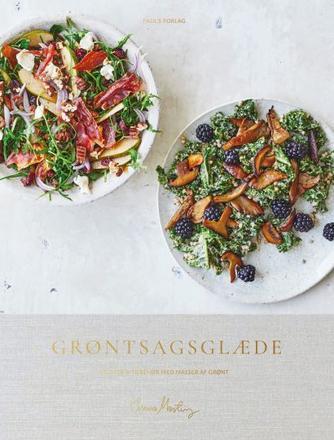 Emma Martiny: Grøntsagsglæde : salater & grønt tilbehør