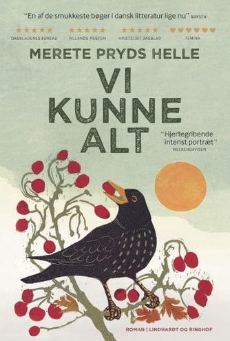 Merete Pryds Helle: Vi kunne alt : roman