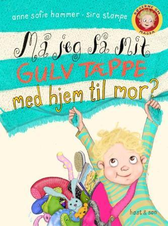 Anne Sofie Hammer (f. 1972-02-05), Sira Stampe: Må jeg få mit gulvtæppe med hjem til mor?