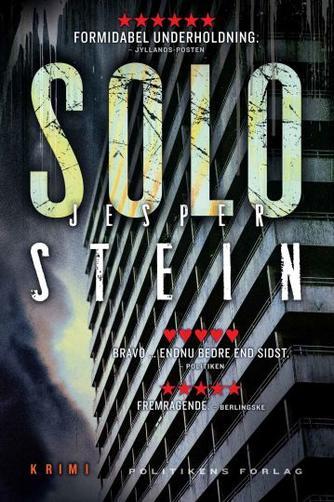 Jesper Stein: Solo : krimi