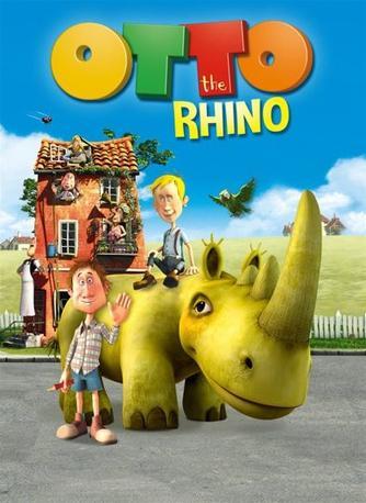 Kenneth Kainz, Rune Schjøtt: Otto er et næsehorn (Ved Kenneth Kainz)