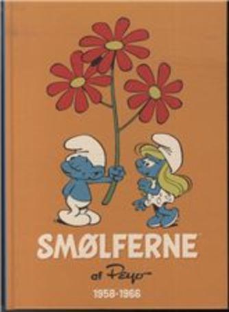 Peyo: Smølferne : 1958-1966