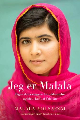 Malala Yousafzai (f. 1997), Christina Lamb: Jeg er Malala : pigen, der kæmpede for uddannelse og blev skudt af Taleban