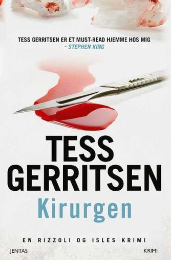 Tess Gerritsen: Kirurgen