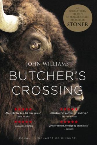John Williams (f. 1922): Butcher's Crossing