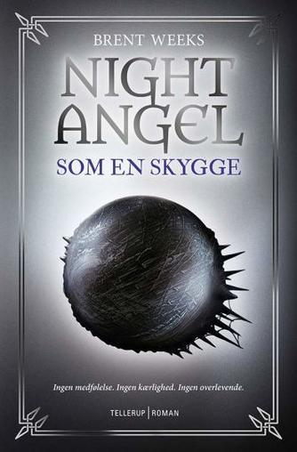 Brent Weeks: Night angel - som en skygge