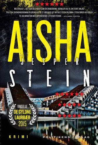 Jesper Stein: Aisha : krimi