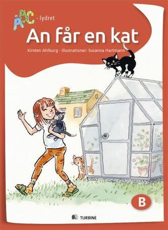 Kirsten Ahlburg: An får en kat