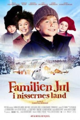 Carsten Rudolf, Bastian Schiøtt: Familien Jul i nissernes land