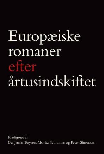 : Europæiske romaner efter årtusindskiftet