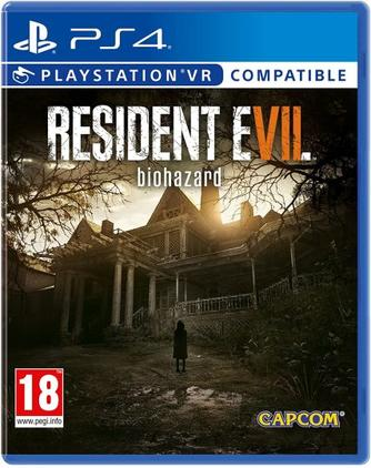 Capcom Co.: Resident evil - biohazard (Playstation 4)