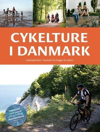 Helle Midtgaard, Jesper Pørksen: Cykelture i Danmark