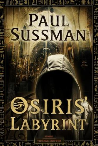 Paul Sussman: Osiris' labyrint : roman