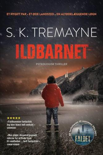 S. K. Tremayne (f. 1963): Ildbarnet