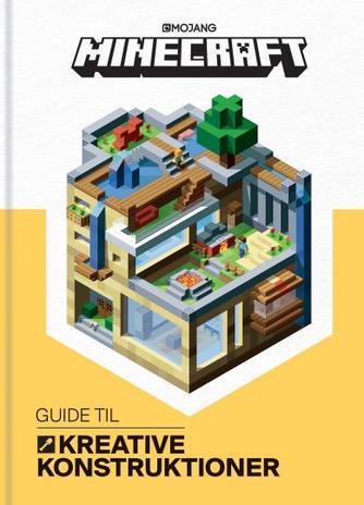 Craig Jelley: Minecraft : guide til kreative konstruktioner (Guide til kreative konstruktioner)