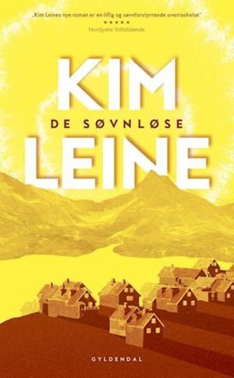 Kim Leine: De søvnløse : roman (mp3)
