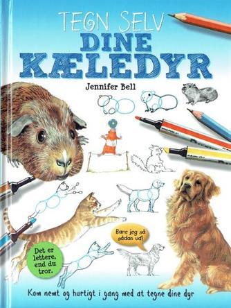 Jennifer Bell: Tegn selv dine kæledyr