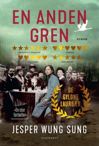 Jesper Wung-Sung: En anden gren : roman