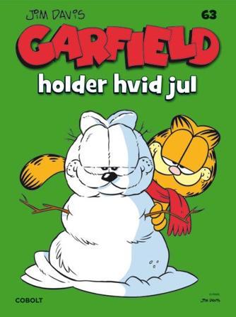 Jim Davis: Garfield holder hvid jul