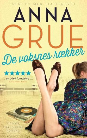Anna Grue: De voksnes rækker