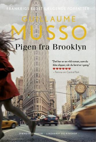 Guillaume Musso: Pigen fra Brooklyn