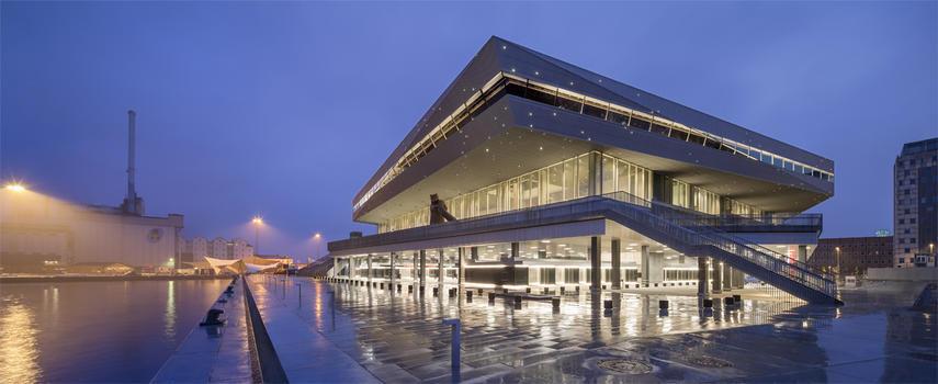 Hovedbiblioteket Aarhus Bibliotekerne
