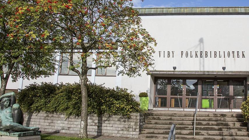 Viby Bibliotek Aarhus Bibliotekerne