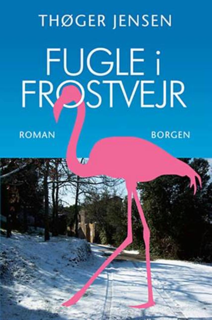 Thøger Jensen (f. 1960): Fugle i frostvejr : roman