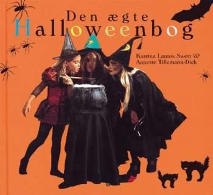 : Den ægte Halloweenbog