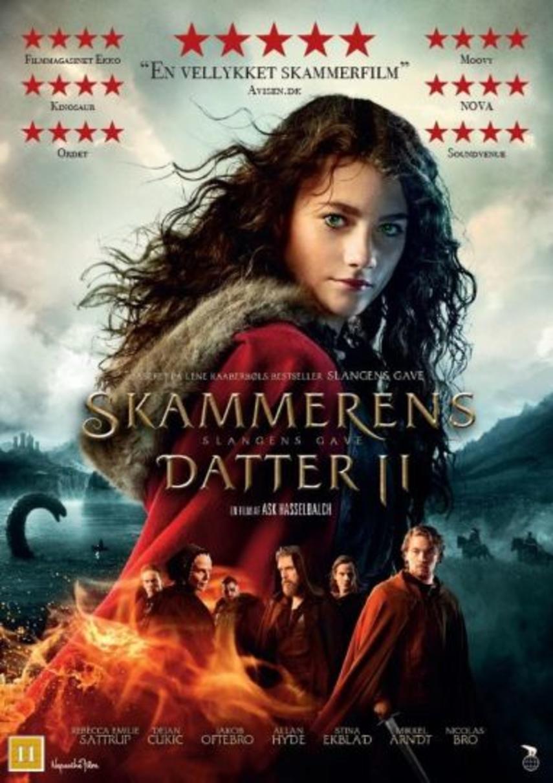 Ask Hasselbalch, Gunnar A.K. Järvstad, Niels Reedtz Johansen: Skammerens datter II : Slangens gave