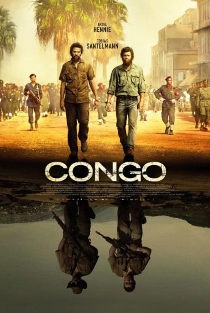 Marius Holst, Stephen Uhlander, Nikolaj Frobenius, John Andreas Andersen: Congo