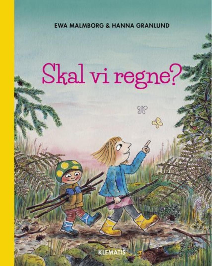 Ewa Malmborg, Hanna Granlund: Skal vi regne?