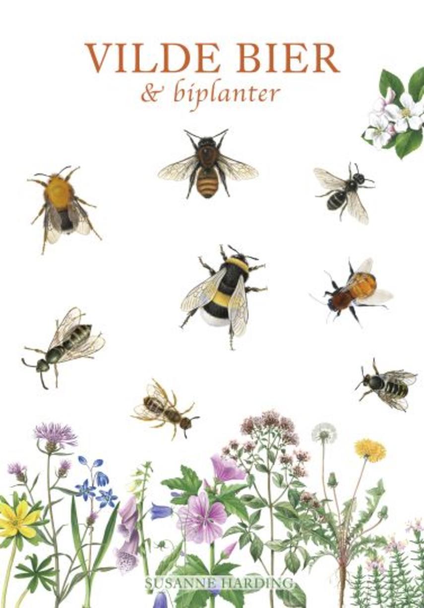 Susanne Harding: Vilde bier & biplanter
