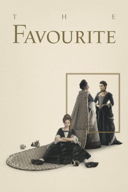 Yorgos Lanthimos, Deborah Davis, Tony McNamara, Robbie Ryan: The favourite