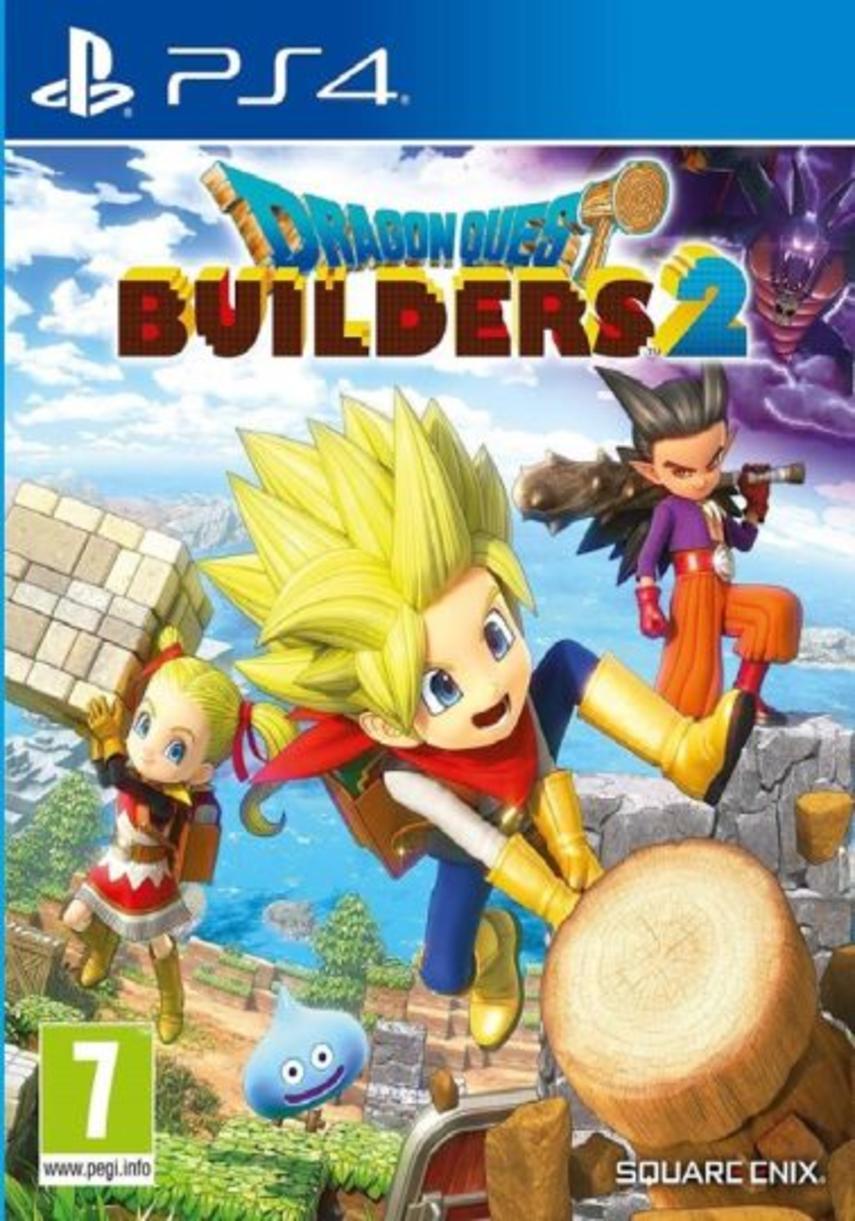 Koei Tecmo Games: Dragon quest - builders 2