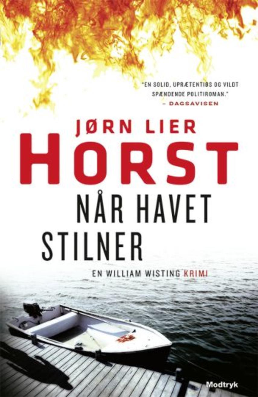 Jørn Lier Horst: Når havet stilner