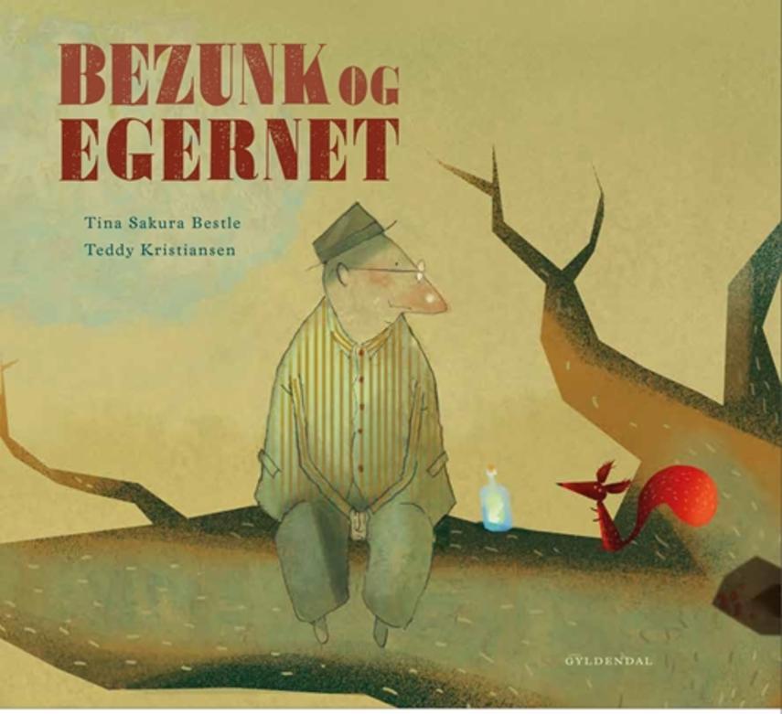 Tina Sakura Bestle, Teddy Kristiansen (f. 1964): Bezunk og egernet