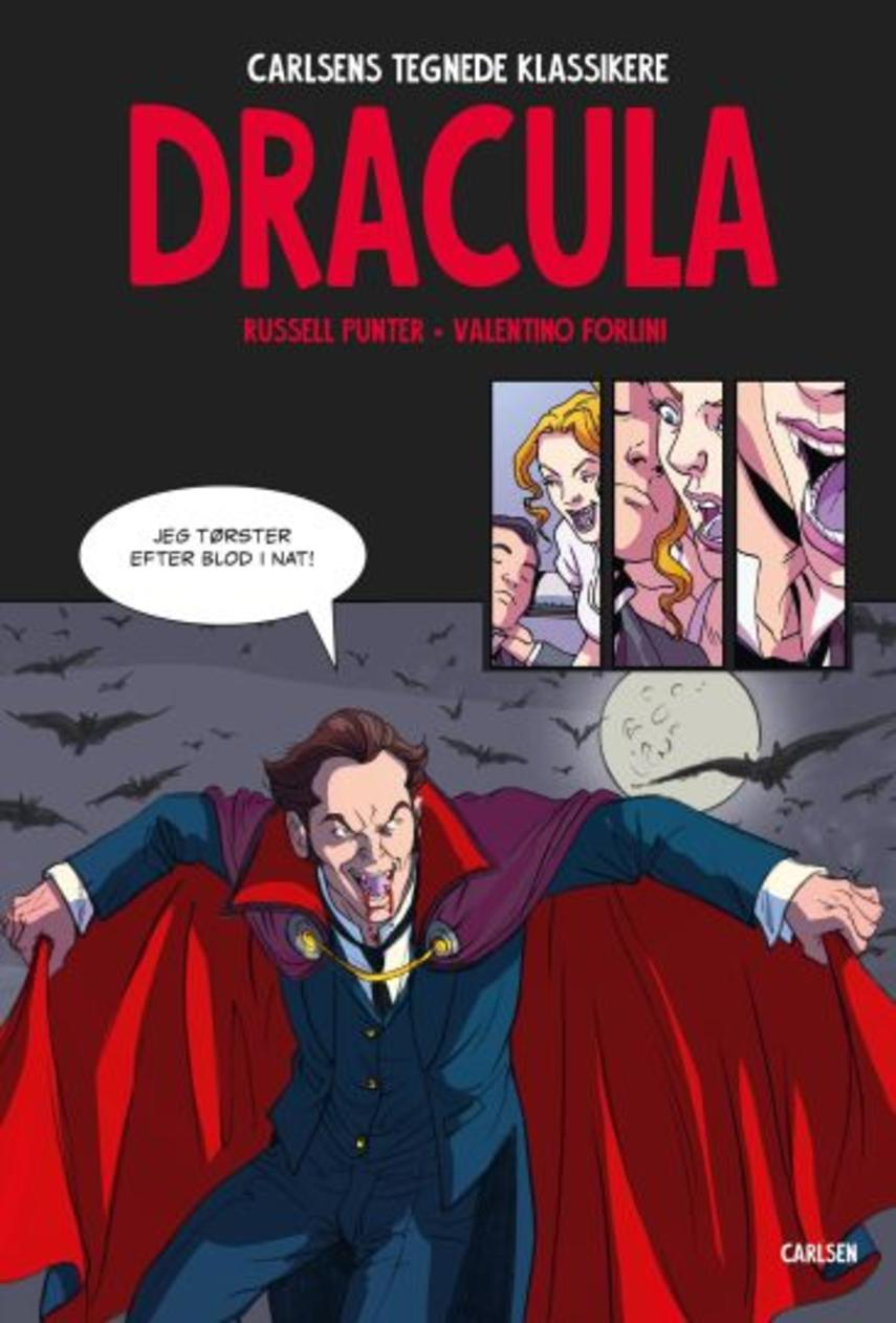 Russell Punter, Valentino Forlini (f. 1970): Dracula